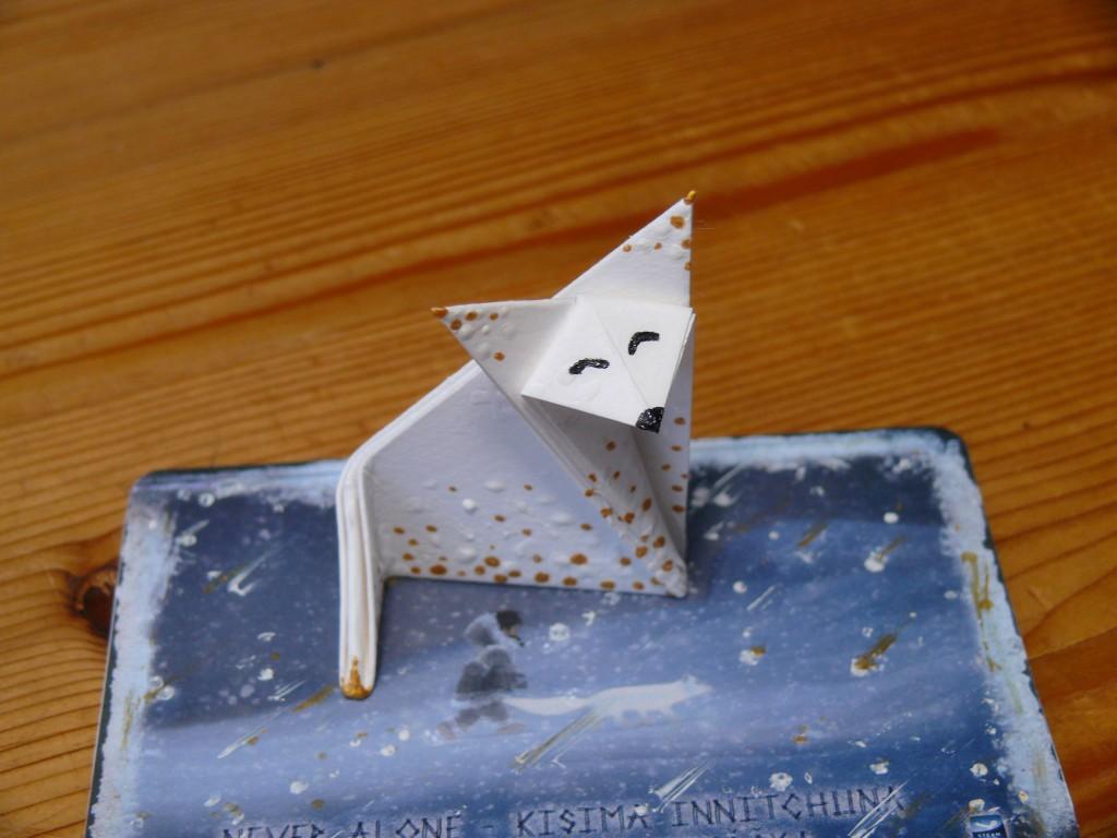 Origami_Fox