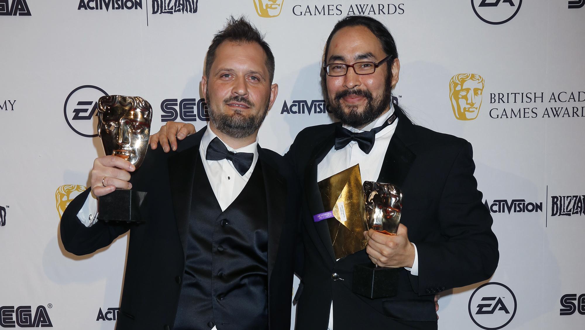 Art Director Dima Veryovka and Lead Writer Ishmael Hope