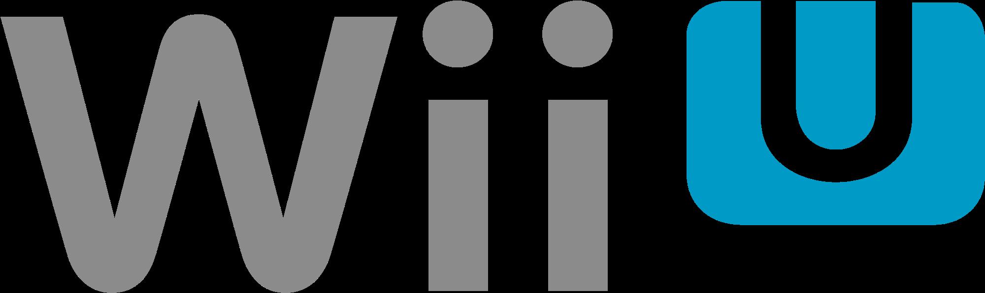 Wii Logo Png Never Alone - Wii U ve...